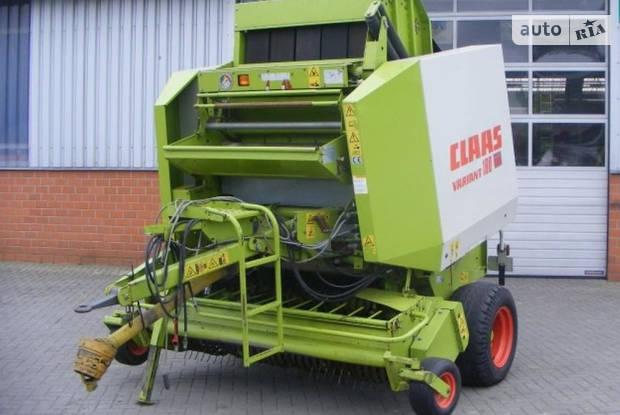 Claas Variant 1 поколение Пресс-подборщики