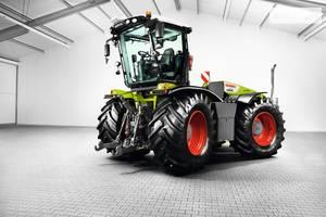 Claas xerion 1-е поколение Трактор