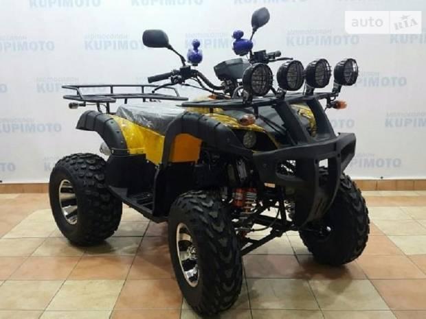 Comman Scorpion 1 поколение Квадроцикл
