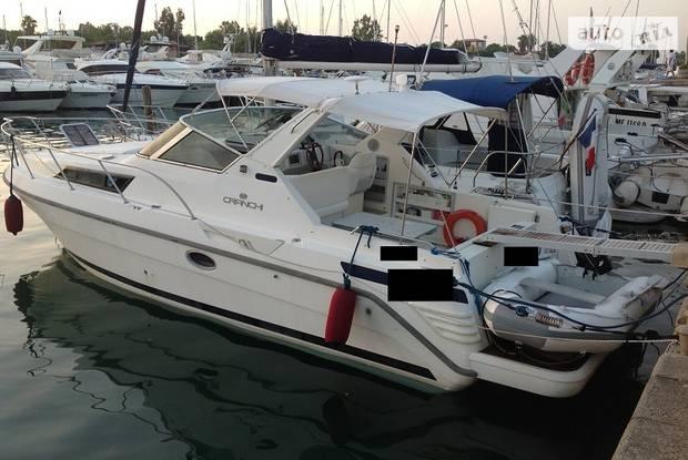 Cranchi Cruiser 1 поколение Яхта