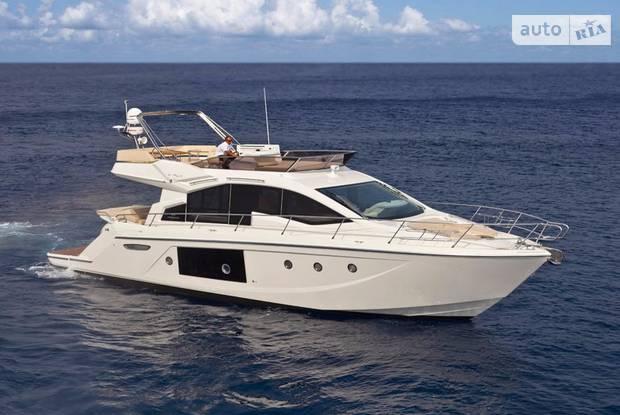 Cranchi Flybridge 2 покоління Яхта