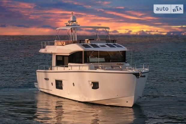 Cranchi Trawler 1 покоління Яхта