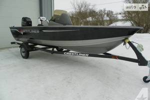 Crestliner 14-kodiak-sc 1-е поколение Лодка