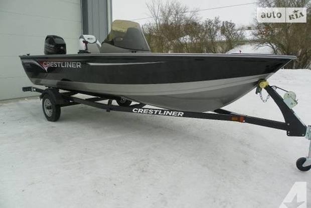 Crestliner 14 Kodiak SC 1-е поколение Лодка
