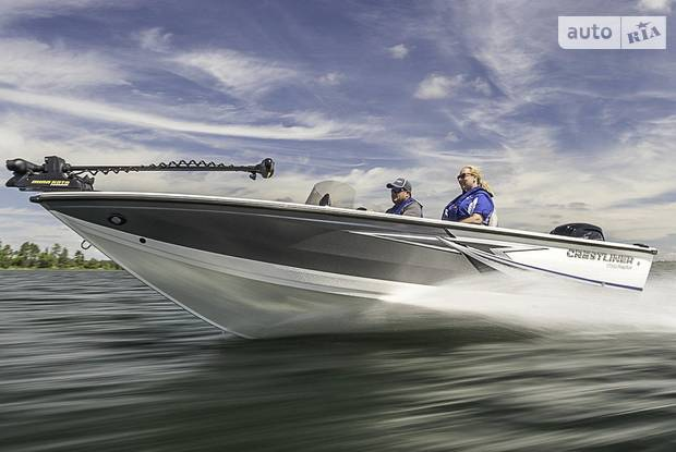 Crestliner 1750 Raptor WT 1-е поколение Лодка