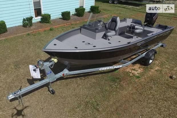 Crestliner 18 Kodiak SC 1-е поколение Лодка