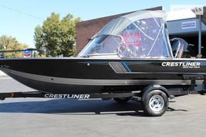Crestliner 1850-fish-hawk-wt 1-е поколение Лодка