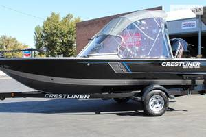 Crestliner 1850-fish-hawk-wt 1-е поколение Човен