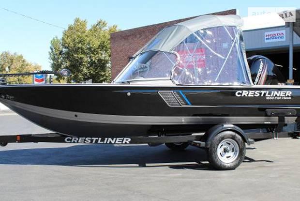 Crestliner 1850 Fish Hawk WT 1-е поколение Лодка