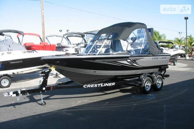 Crestliner 1850 Sportfish SST 1-е поколение Катер