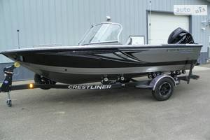 Crestliner 1950-sportfish 1-е поколение Катер