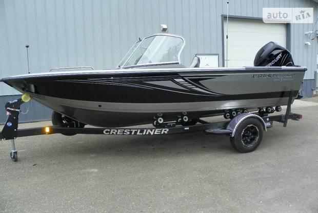 Crestliner 1950 Sportfish 1-е поколение Катер