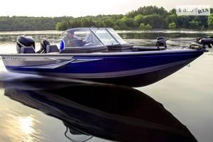 Crestliner 2050-raptor-wt 1-е поколение Лодка