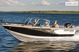 Crestliner 2150-sportfish 1-е поколение Катер