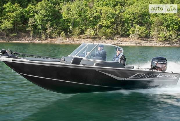 Crestliner 2200 Intruder 1-е поколение Човен
