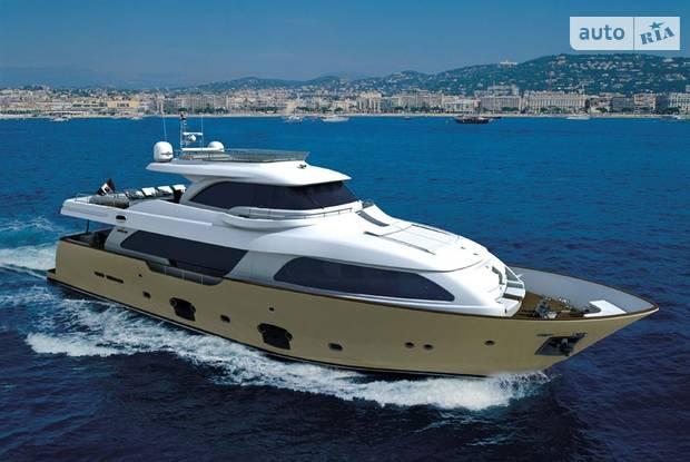 Custom Line Custom Line 1 поколение Яхта
