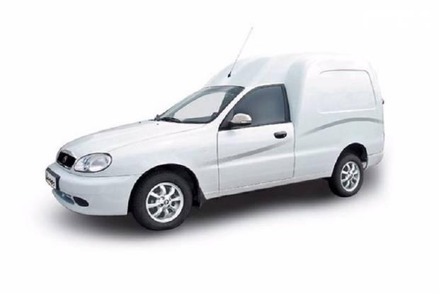 Daewoo Lanos 1 покоління (рестайлінг) Фургон