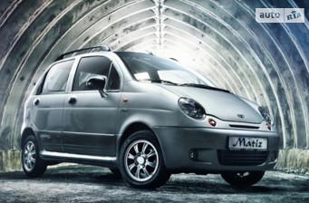Daewoo Matiz 1.0 MT (50 л.с.) 2011