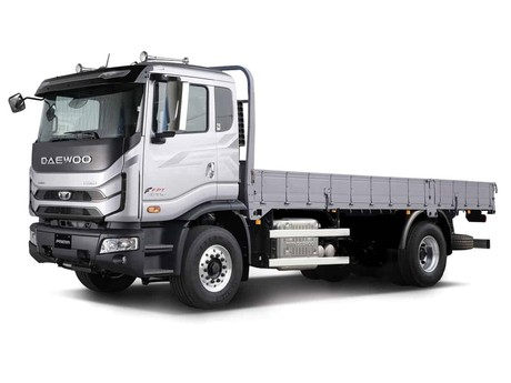 Daewoo Trucks Maximus 2020