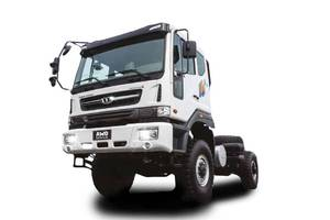 Daewoo Trucks novus 1-е поколение Шассі