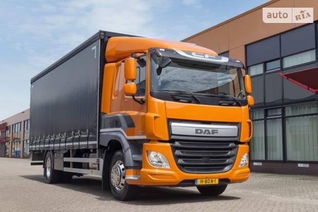 Daf CF 3 покоління Вантажівка