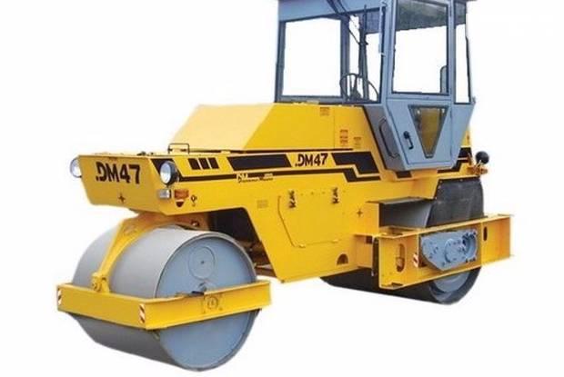 DM 47 1 покоління Каток