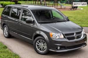 Dodge grand-caravan 1 поколение (рестайлинг) Минивэн