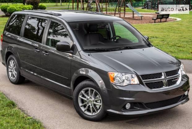 Dodge Grand Caravan 1 поколение (рестайлинг) Мінівен