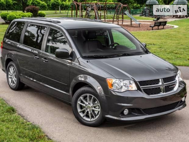 Dodge Grand Caravan 1 поколение (рестайлинг) Минивэн