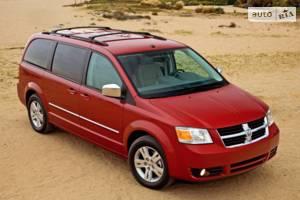 Dodge grand-caravan 1 поколение Минивэн