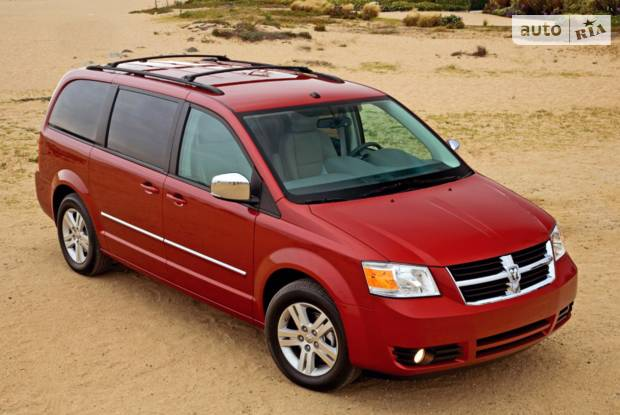 Dodge Grand Caravan 1 поколение Мінівен