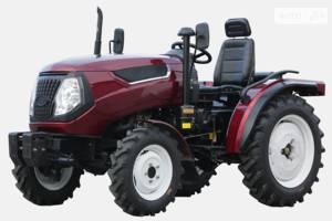 ДТЗ 6244 1 покоління Трактор