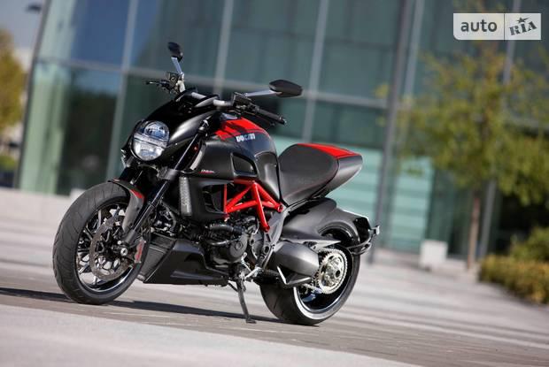 Ducati Diavel 1 поколение Мотоцикл