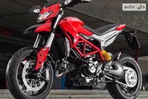 Ducati hypermotard 8 поколение Мотоцикл