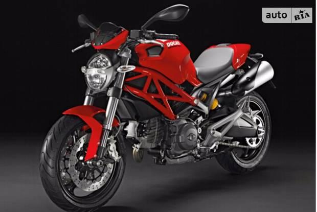 Ducati Monster 3 поколение Мотоцикл