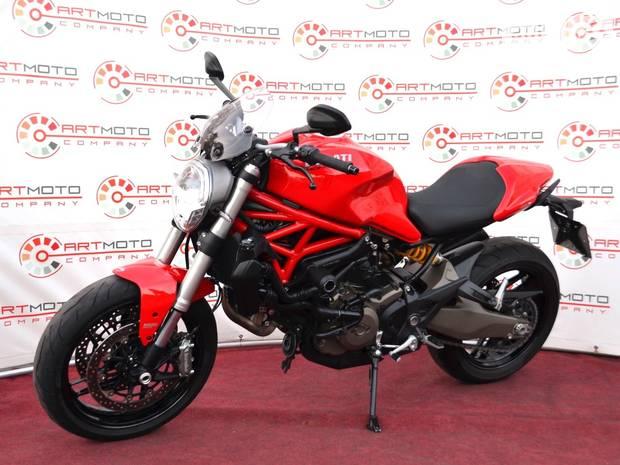 Ducati Monster 2 поколение Мотоцикл