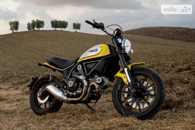 Ducati Scrambler 3 поколение Мотоцикл