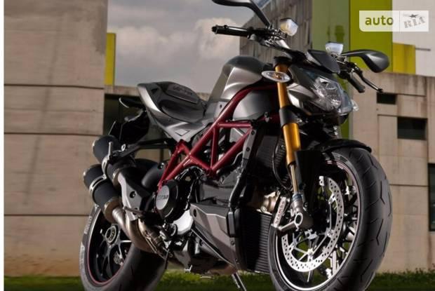Ducati Streetfighter 4 поколение Мотоцикл