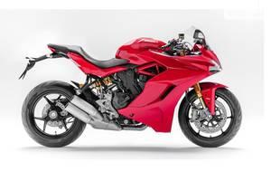 Ducati supersport 1 поколение Мотоцикл