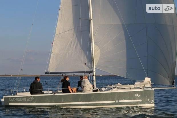 Dufour Drakkar 1 поколение Яхта