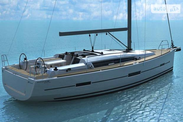 Dufour Grand Large 1 поколение Яхта