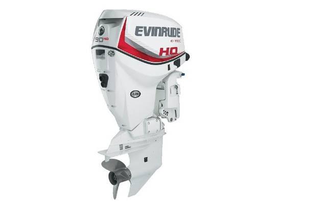 Evinrude E 1 поколение Лодочный мотор