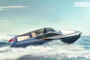 Fairline f-line-33 1-е поколение Яхта