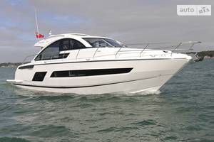 Fairline targa-53 2-е поколение Яхта