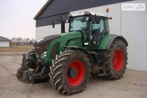 Fendt 800-vario 1 поколение Трактор