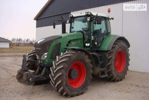 Fendt 800 Vario 1 поколение Трактор