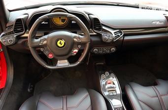 Ferrari 458 Italia 2015