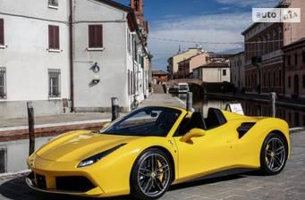 Ferrari 488 Spider 3.9 AMT (670 л.с.) 2018