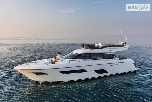 Ferretti Ferretti 1 поколение Яхта