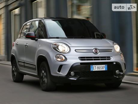 Fiat 500 New 1.2 AT (69 л.с.) 2018
